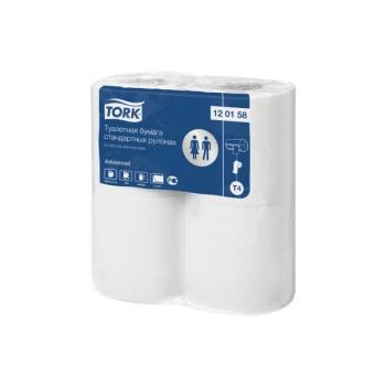 Туалетная бумага Tork Advanced, 2-сл., 4 шт. Арт. 120158