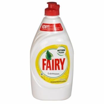 Жидкость для посуды «ФЕЙРИ» 450 мл Лимон