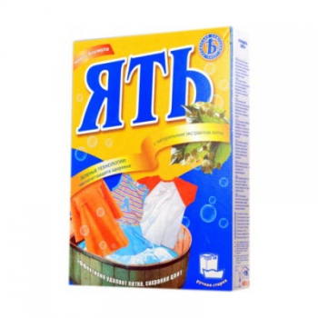 Стиральный порошок - СМС АИСТ «ЯТЬ», 400 г