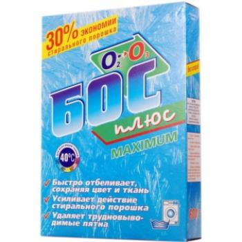 Отбеливатель БОС 600 г