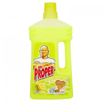 """Средство моющее """"Мистер Пропер"""" Лимон, 1л"""
