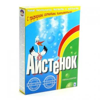 Стиральный порошок - СМС АИСТ «АИСТЕНОК», 400 г