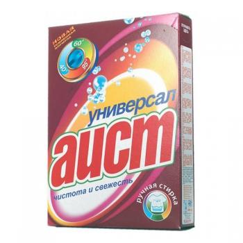 Стиральный порошок - СМС АИСТ «Универсал», 400 г