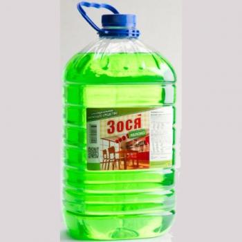 Универсальное моющее средство ЗОСЯ  5 л, Яблоко