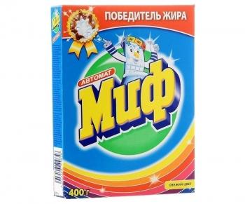 """СМС """"Миф"""" автомат Свежий цвет, 400 г."""