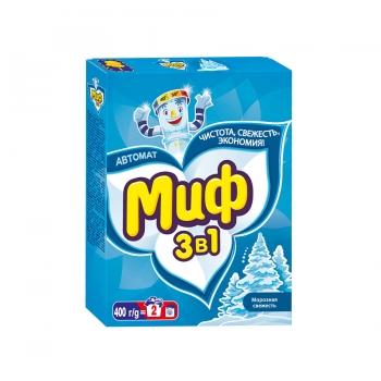 """СМС """"Миф"""" автомат Морозная свежесть, 400 г."""