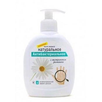 Мыло жидкое НК «Натуральное» Антибактериальное, 300 мл