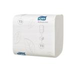 Туалетная бумага Tork Advanced листовая, 2-сл., 242 л. Арт. 114271