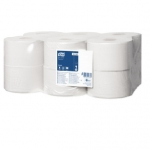 Туалетная бумага Tork Universal mini, 1-сл., 200 м. Арт. 120197 АКЦИЯ