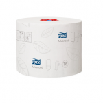 Туалетная бумага Tork Advanced midi, 2-сл.,100 м. Арт. 127530