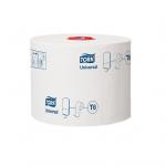 Туалетная бумага Tork Universal midi, 1-сл.,135 м. Арт. 127540