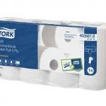 Туалетная бумага Tork Premium, 3-сл., 8 шт. Арт. 110316