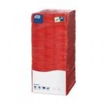 Салфетки бумажные «Tork» Universal, 500 л., 1- сл., красные. Арт. 478661