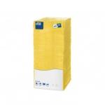 Салфетки бумажные «Tork» Universal, 500 л., 1- сл., желтые. Арт. 478663