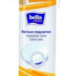 Подушечки косметические «Bella» (Белла), 80 шт.