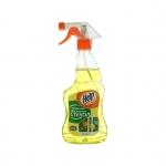 Средство для чистки стекол «HELP» Лимон 500 мл