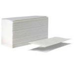 Полотенца бумажные листовые ,1 сл., 200 л., Z-складка Т-0246