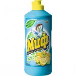 Бальзам для посуды МИФ 500 мл Свежесть лимона