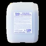 """Крем-мыло """"Help"""" Антибактериальное, 5 кг"""