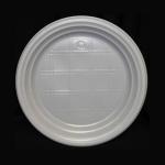 Тарелка пластиковая 16,7 см (плотная), 100 шт.