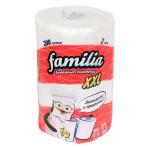 Полотенца бумажные «Familia» XXL 2сл., 1шт., белые