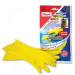 Перчатки из каучука «Multi Care» премиум L