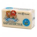 """Мыло НК """"Бархатистое"""" 140гр. Полипропилен"""