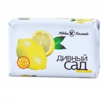 """Мыло НК """"Дивный сад"""" Лимон/овал 90 гр"""
