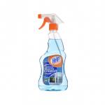 Средство для чистки стекол «HELP» Свежесть озона 500 мл