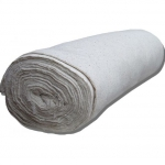 Полотно холстопрошивное шир. 1,60м, рулон 50м (белое)