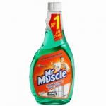 Средство для чистки  стекол и др.пов. «Мистер Мускул» спиртовой 500 мл