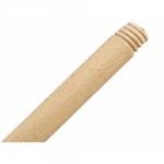 Черенок деревянный 1,2 м с резьбой
