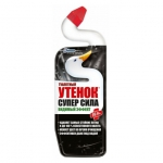 Чистящее средство для туалетов УТЕНОК 750 мл гель ВИДИМЫЙ ЭФФЕКТ
