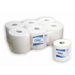Полотенца бумажные Teres центр. вытяж., 1-сл., 235 м. Арт. Т-0153
